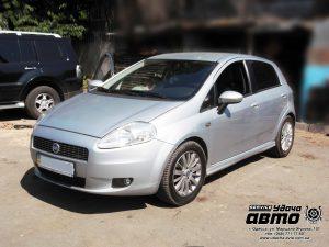 гбо на Fiat Grande Punto