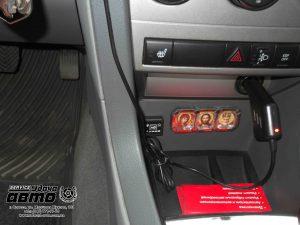 кнопка переключения газа на Dodge Avanger