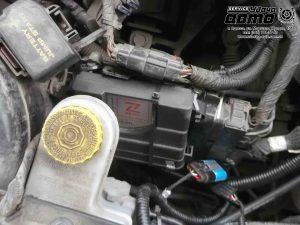 электроника Zenit Pro на Dodge Avanger