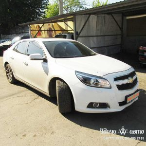 гбо на Chevrolet Malibu