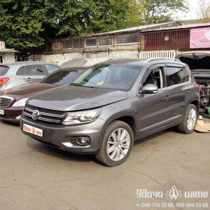 установка гбо на Volkswagen Tiguan 2016 2,0