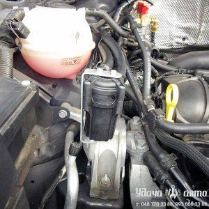 фильтр гбо ultra на Volkswagen Tiguan