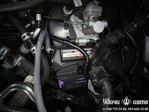 электроника гбо Toyota Highlander