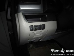 кнопка гбо Toyota Highlander