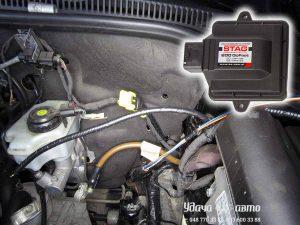 электроника гбо на Volkswagen Jetta