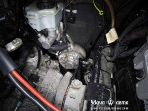 редуктор гбо на Volkswagen Jetta