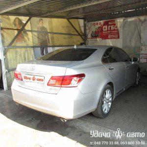 гбо на Lexus ES 350