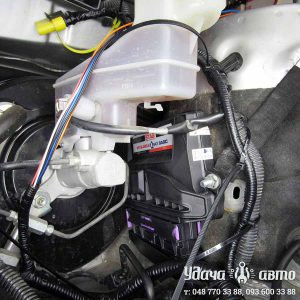 электроника гбо на Lexus ES 350