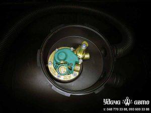 мультиклапан гбо на Nissan Altima