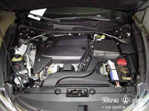 гбо Nissan Altima
