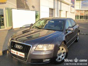 установка гбо на Audi A8