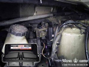 электроника гбо на Mazda MPV