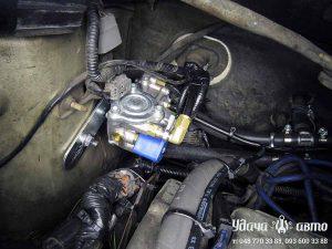 редуктор гбо на Mazda MPV