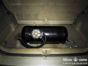 баллон гбо на Mazda MPV