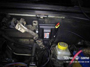 электроника гбо stag на Peugeot Bipper