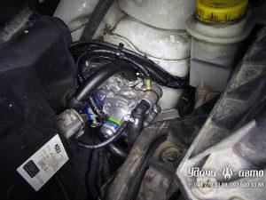 редуктор гбо tomasetto на Peugeot Bipper