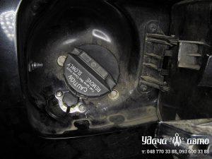 заправочный клапан гбо на Chevrolet Tacuma