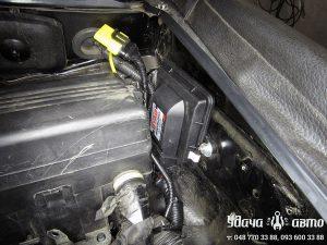 электроника гбо на Chevrolet Tacuma