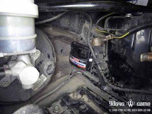 электроника гбо на Mitsubishi Eclipse