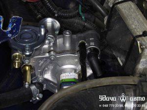 редуктор гбо на BMW 325 1986 2,5