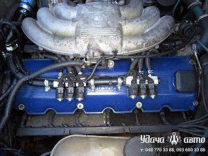 форсунки гбо на BMW 325 1986 2,5