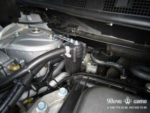 фильтр гбо на Nissan Rogue 2017 2,0