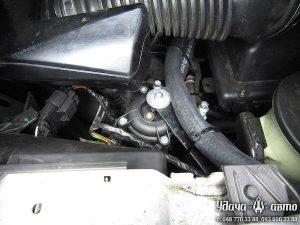 фильтр гбо на Range Rover