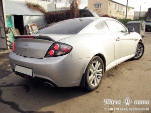 установка гбо Hyundai Coupe