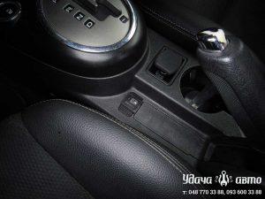 кнопка гбо Hyundai Coupe