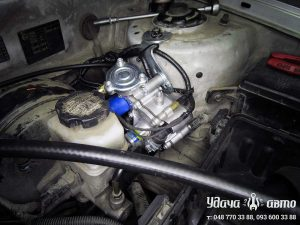 редуктор гбо Tomasetto Hyundai Coupe