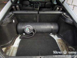 баллон гбо Hyundai Coupe
